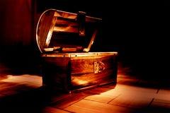 Tesouro assombrado Foto de Stock Royalty Free