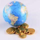 Tesouro do mundo Imagem de Stock Royalty Free