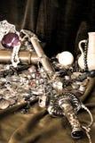 Tesouro do pirata Imagem de Stock Royalty Free