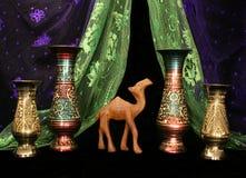 Tesouros do Médio Oriente imagem de stock royalty free