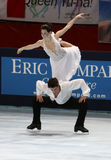 Tessa VIRTUE / Scott MOIR (CAN) Stock Image