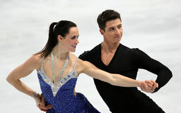 Tessa VIRTUE / Scott MOIR (CAN) Stock Images