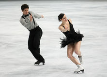 Tessa VIRTUE / Scott MOIR (CAN) Stock Photo