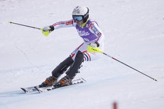 Tessa Worley - alpine skiing Stock Photography