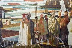 Tesselated Abbildung in Bethlehem Lizenzfreie Stockfotografie
