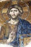 Tesselatedbeeld op een thema van Jesus Royalty-vrije Stock Foto