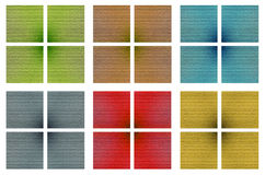 Tessellating Texture Blocks Royalty Free Stock Images