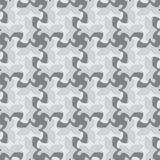 Tessellation abstrait gris différent de la géométrie illustration libre de droits
