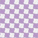 Tessellation geométrico abstracto del ornamento del color fotos de archivo