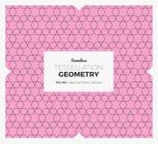Tessellation Geometry Pattern Royalty Free Stock Photo