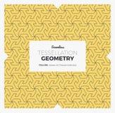 Tessellation Geometry Pattern Stock Photography