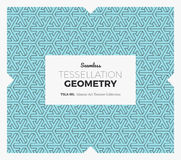 Tessellation Geometry Pattern Stock Photos