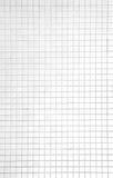Tessere bianche Fotografie Stock Libere da Diritti