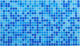 Tessere blu Fotografie Stock Libere da Diritti