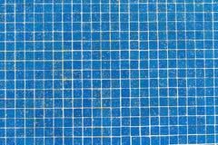 Tessere blu-chiaro Immagine Stock