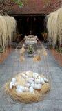 Tessitori del bambù di Hanoi Fotografia Stock Libera da Diritti