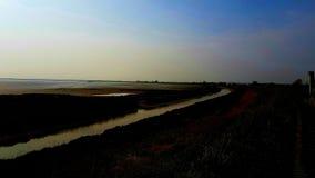 Tessitori e modo di Wherrymans, acqua di Braydon, Great Yarmouth, Regno Unito immagini stock libere da diritti