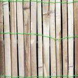 Tessitura di bambù Immagini Stock
