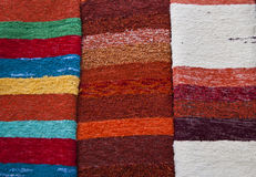 Tessuti di Alpujarra Fotografia Stock