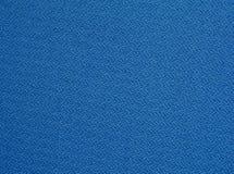 Tessuto blu per fondo Immagini Stock Libere da Diritti