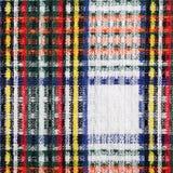 Tessuto Checkered Fotografia Stock Libera da Diritti
