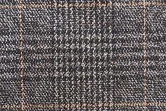 Tessuto con il filetto fine, particolare Fotografia Stock