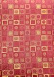 Tessuto contemporaneo del reticolo Immagine Stock