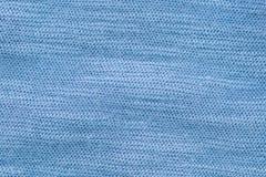 Tessuto corrugato blu-chiaro Fotografie Stock