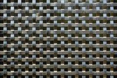 Tessuto d'acciaio Fotografia Stock Libera da Diritti