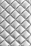 Tessuto d'annata di lusso di stile con struttura del bottone dal sofà Immagini Stock