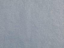 Tessuto d'argento metallico Immagini Stock