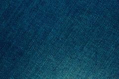 Tessuto dei jeans Fotografia Stock Libera da Diritti