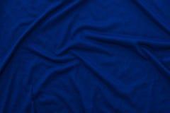 Tessuto del lenzuolo della grinza Fotografia Stock Libera da Diritti