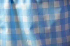 Tessuto del plaid Immagini Stock