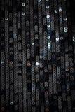 Tessuto del Sequin Fotografia Stock Libera da Diritti
