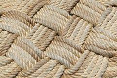 Tessuto della corda. Immagini Stock Libere da Diritti