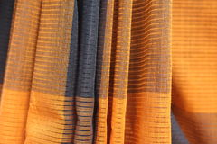 Tessuto di cotone fotografie stock