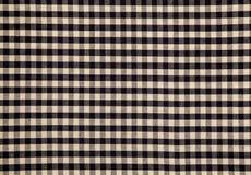 Tessuto di cotone con struttura di progettazione della rappezzatura Strisce di sovrapposizione Fondo Immagini Stock Libere da Diritti