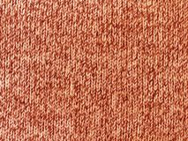 Tessuto di lana lavorato a maglia di massima Fotografia Stock Libera da Diritti