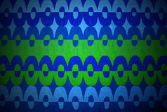 Tessuto di Op-Arte Fotografia Stock