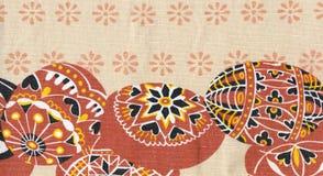 Tessuto di Pasqua illustrazione vettoriale