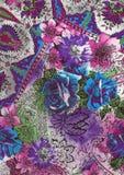 Tessuto di Varieageted Fotografie Stock Libere da Diritti