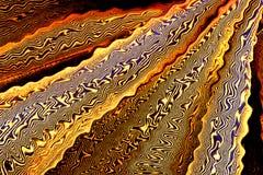 Tessuto distorto Fotografia Stock Libera da Diritti
