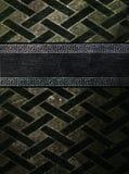 Tessuto egiziano Fotografia Stock Libera da Diritti