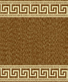 Tessuto egiziano Immagini Stock