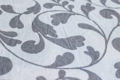 Tessuto fatto di lana Fotografie Stock Libere da Diritti