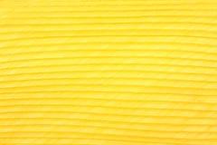 Tessuto giallo Immagini Stock