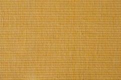 Tessuto giallo di Ripstop di Sun Fotografia Stock