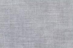 Tessuto grigio Fotografia Stock Libera da Diritti