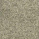 Tessuto grigio del feltro delle lane Immagine Stock